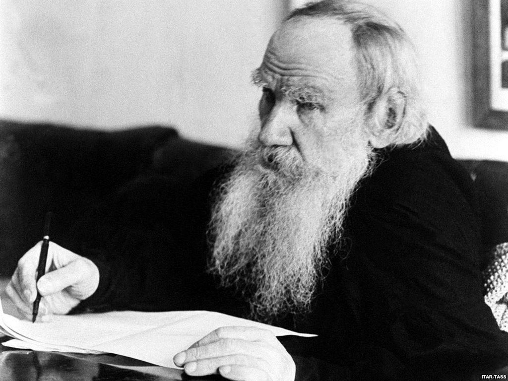 Tolstoi, el patriarca