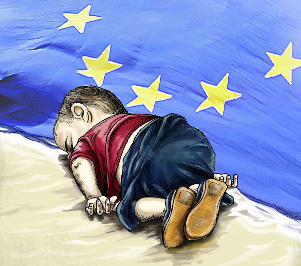 Dussel y los refugiados