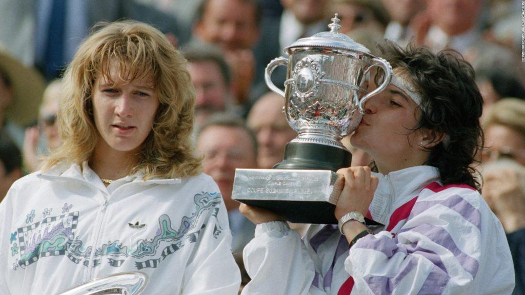 El día que Arantxa Sánchez Vicario ganó su primer Roland Garros