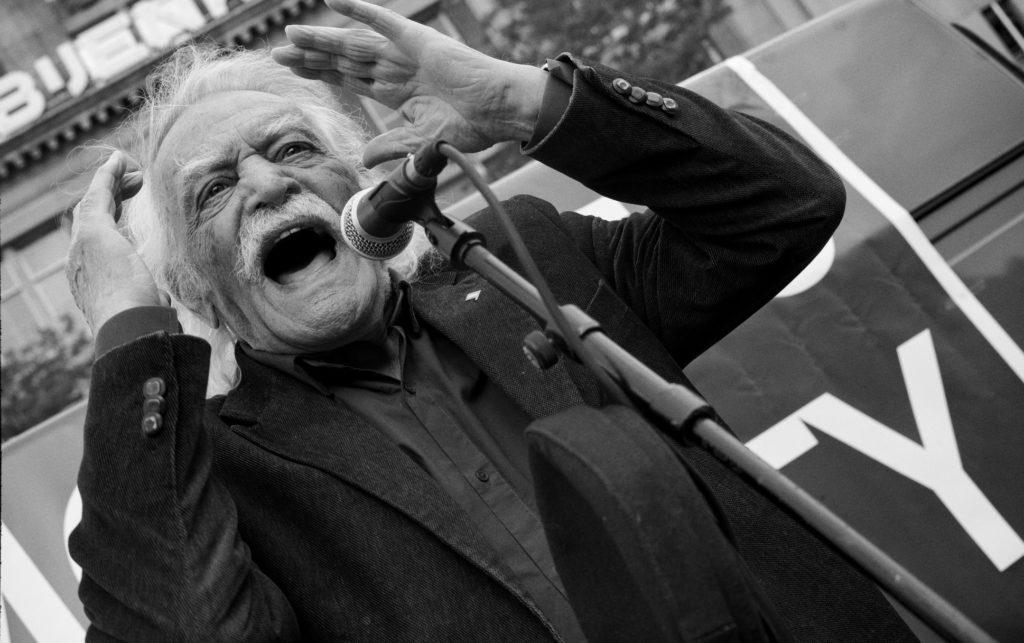 La increíble vida de Manolis Glezos (I)