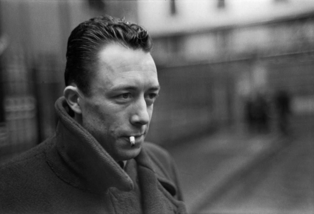 Albert Camus, la conciencia de Francia