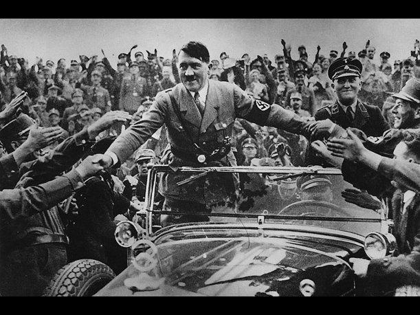 No dejéis pasar al nazismo
