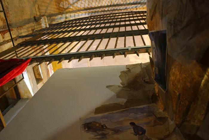 La cárcel convertida en museo de arte contemporáneo