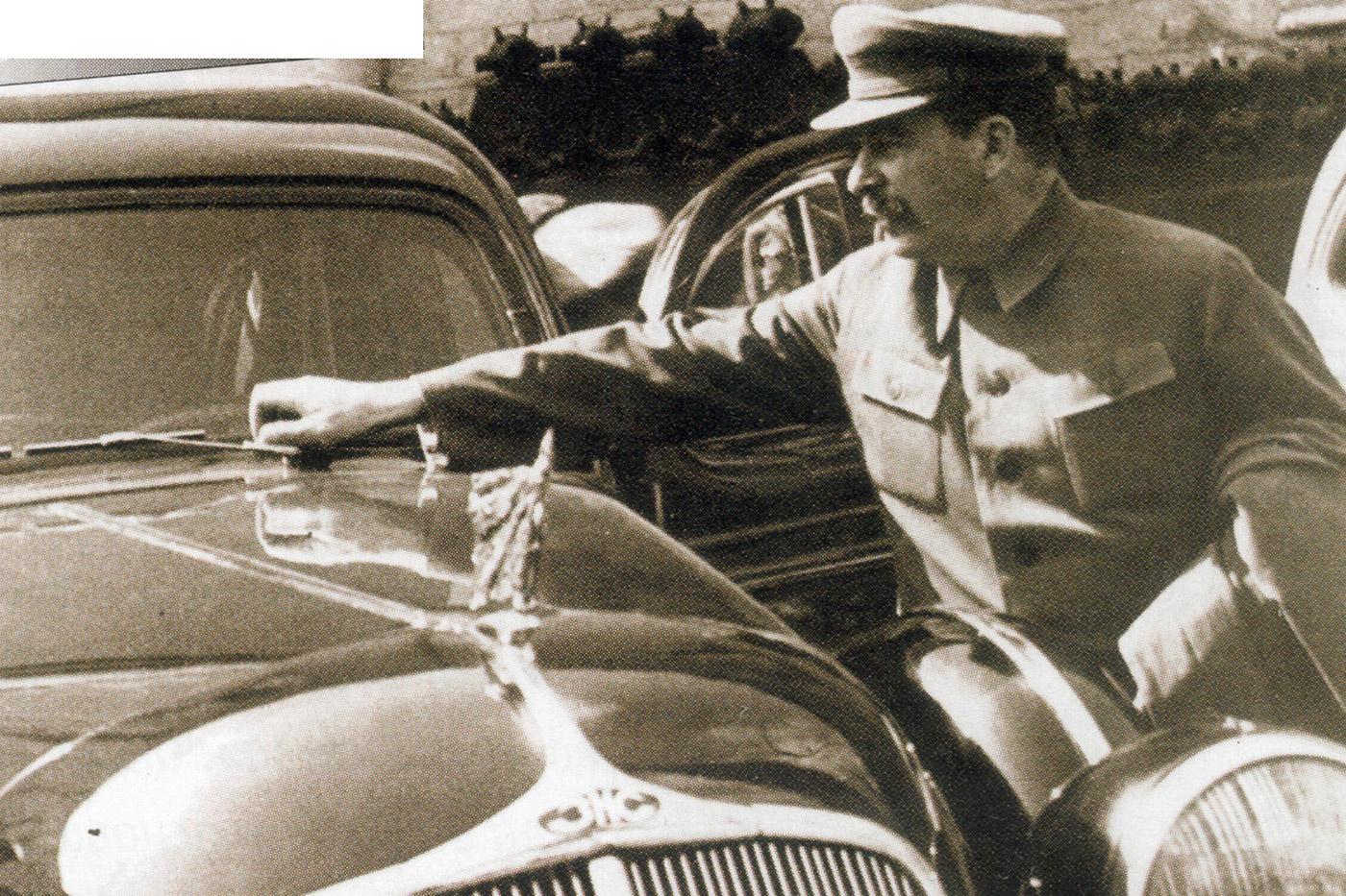 Stalin-coche