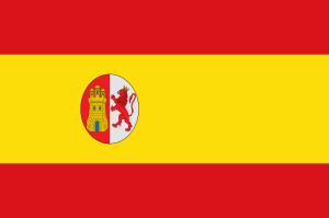 Bandera de la primera república.