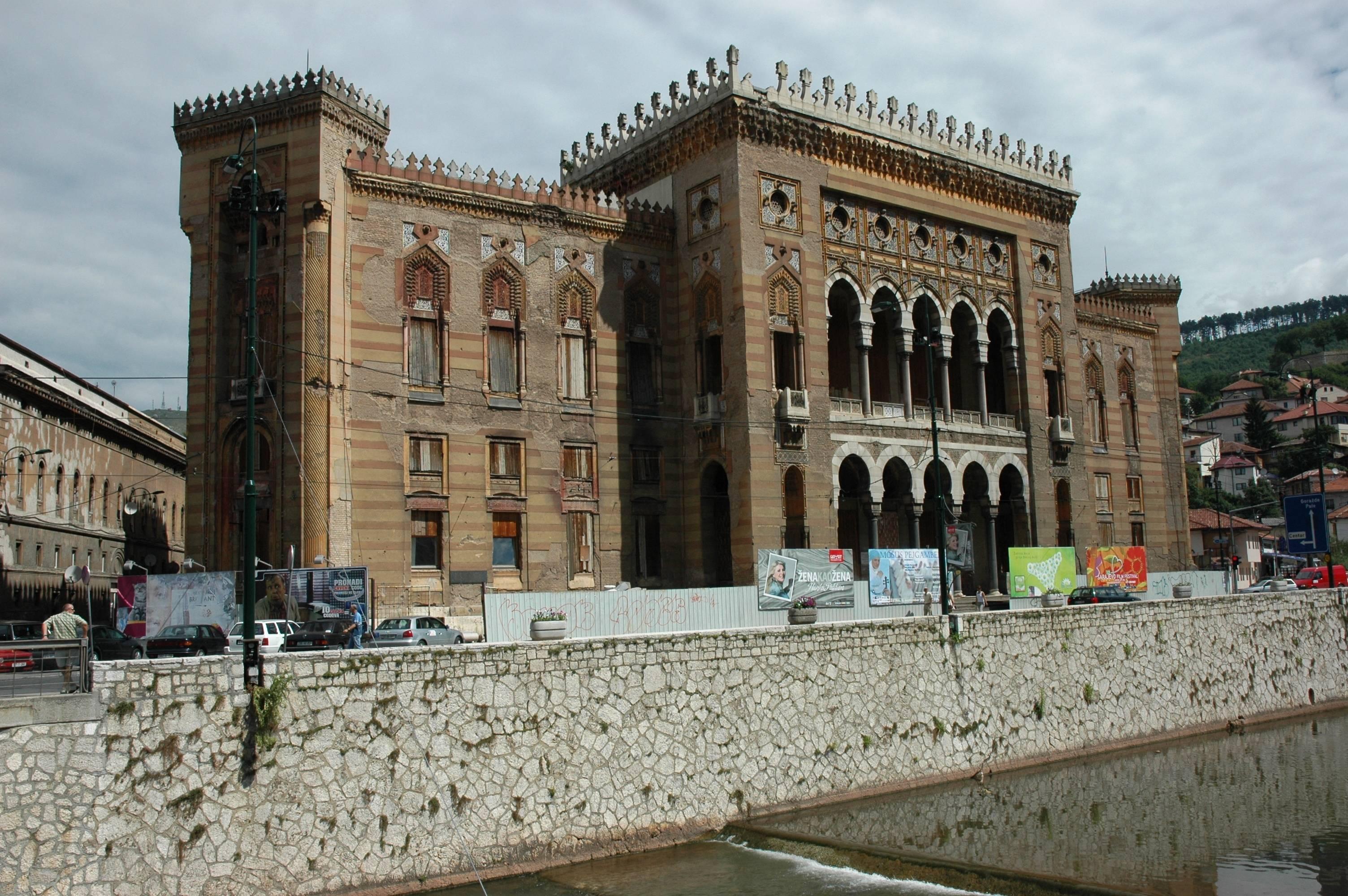 Biblioteca de Sarajevo