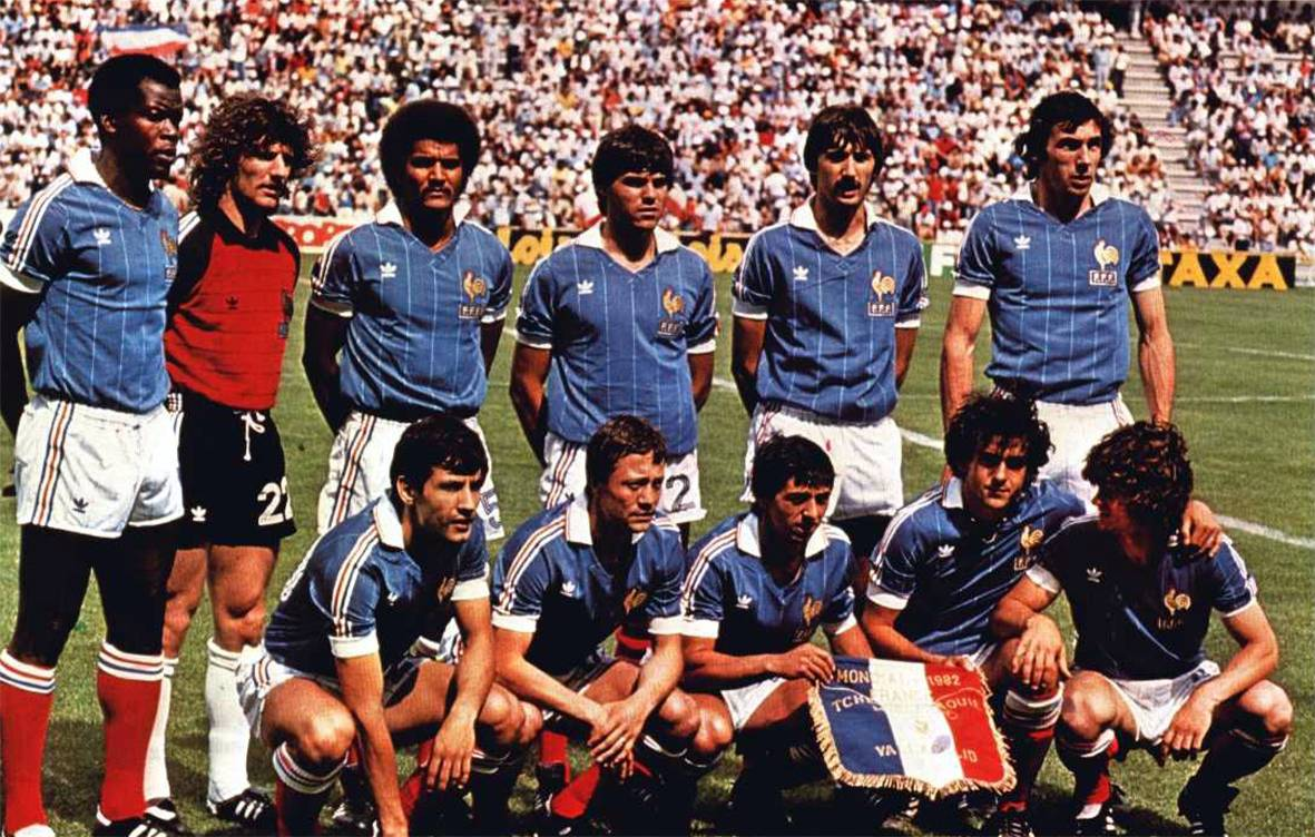 FRANCE 1982