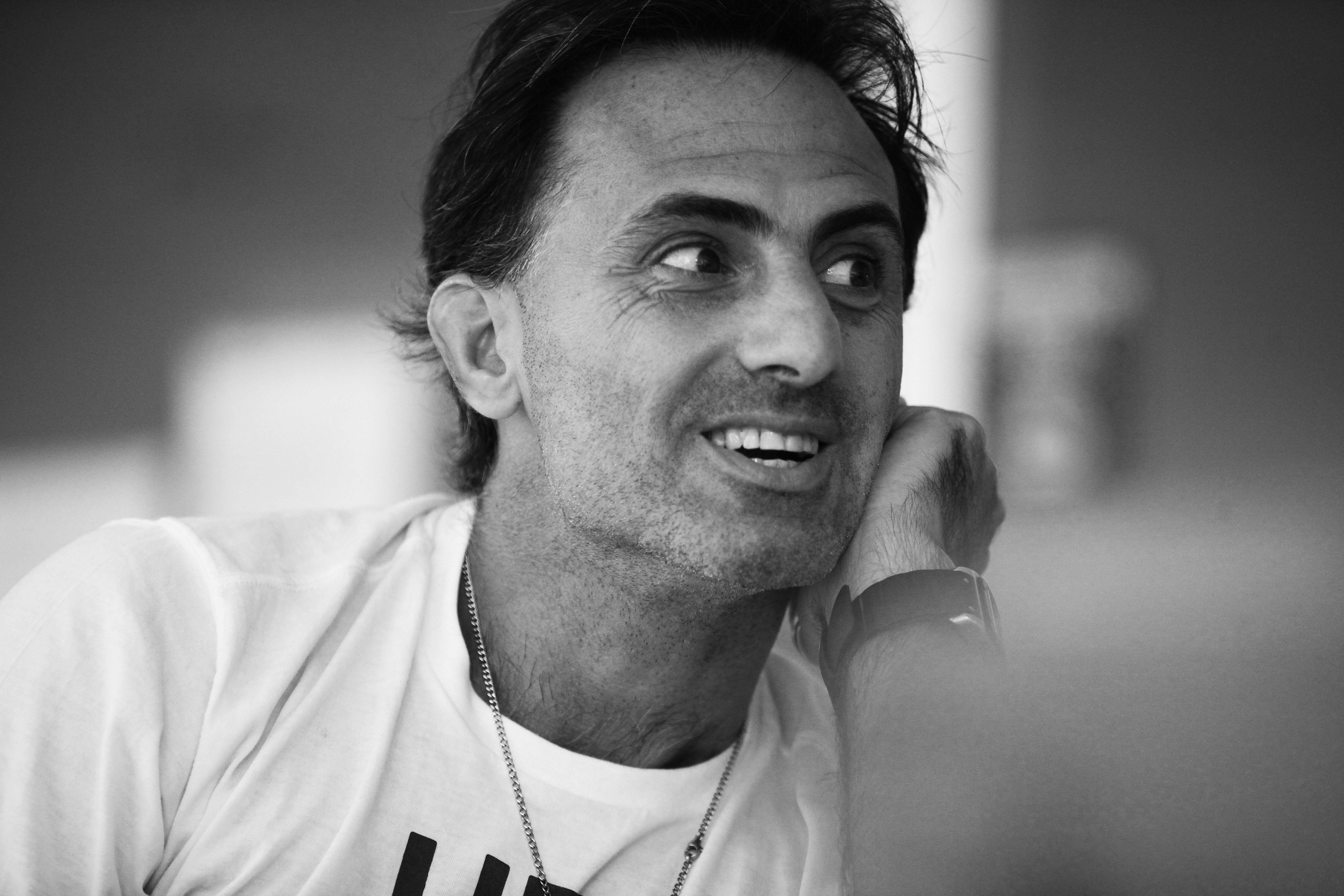 Diego Latorre, ex-futbolista y comentarista argentino