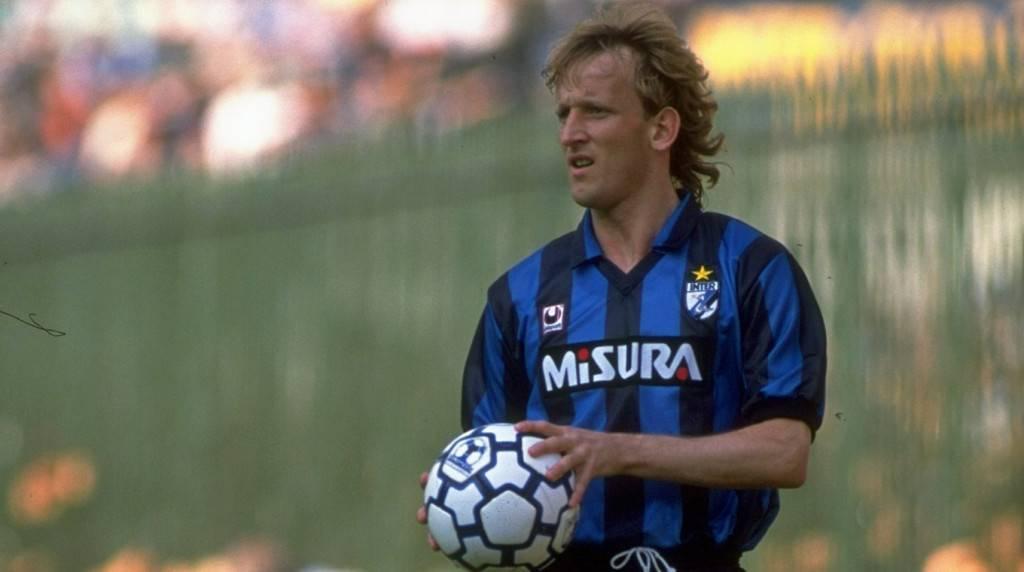 Faltas y penaltis eran responsabilidad de Brehme en la selección alemana de los 80.