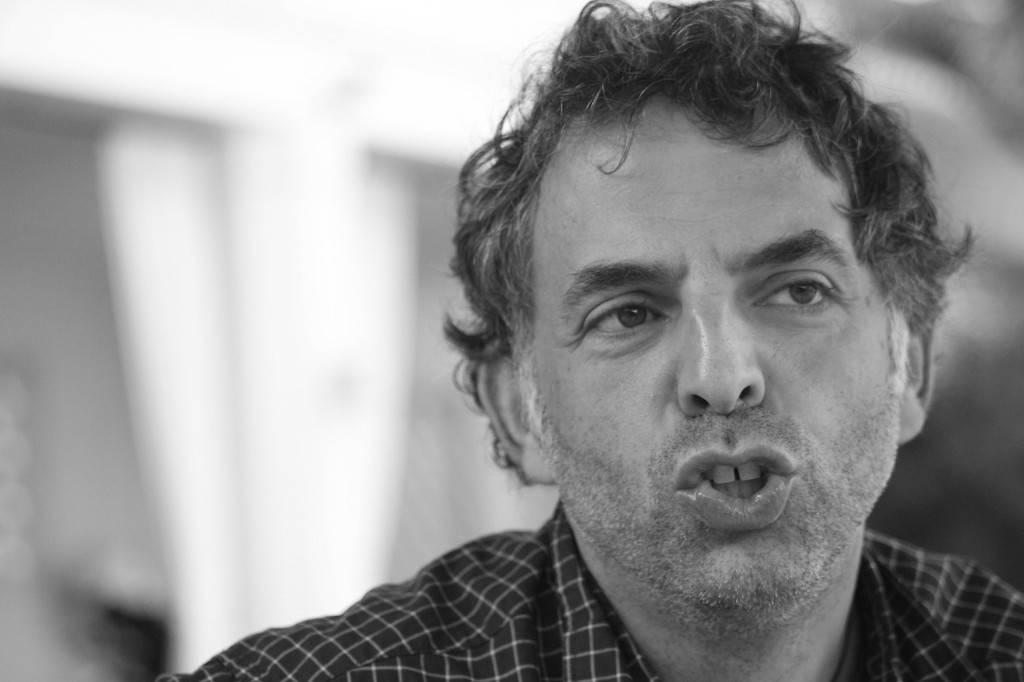 Etgar Keret. Escritor y director de cine israelí.