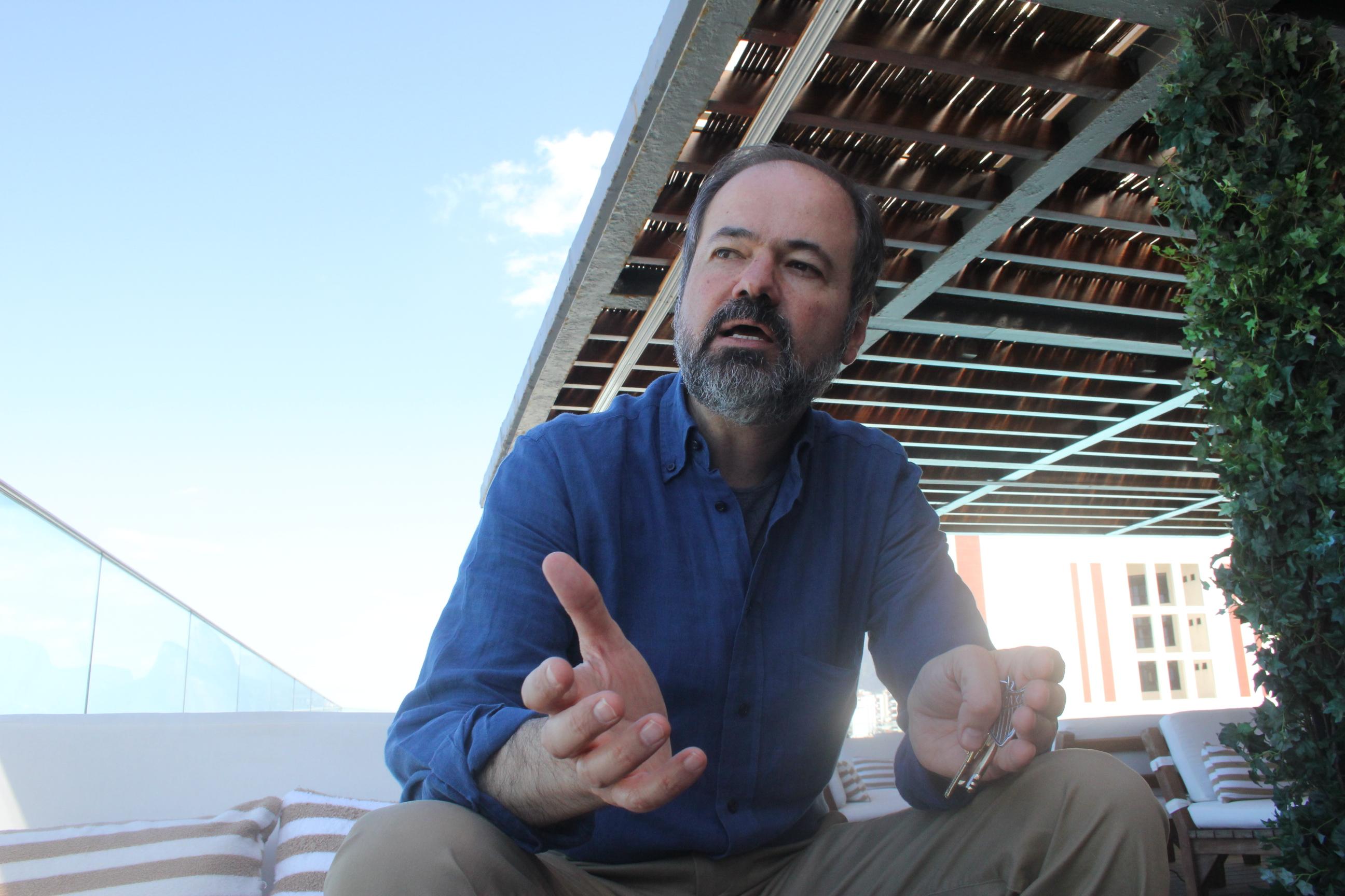 Juan Villoro. Escritor y periodista mexicano7