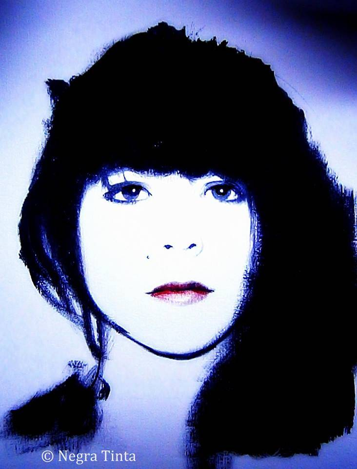 Retrato de Rosana Antolí, por Jorge Bereguer