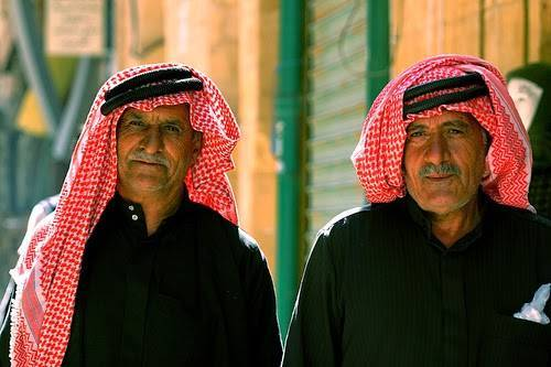 árabes
