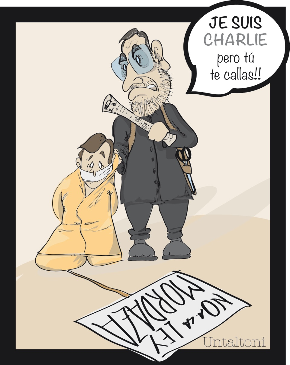 Rajoy Charlie