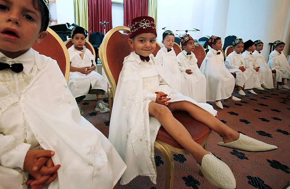 que es la circuncision para los musulmanes
