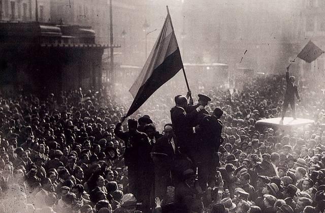 Proclamación República