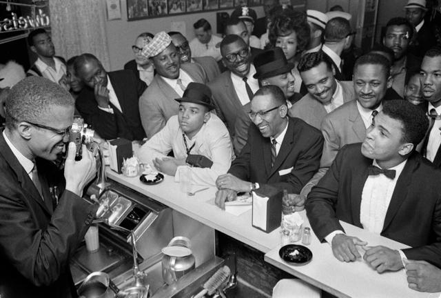 Malcolm X & Ali
