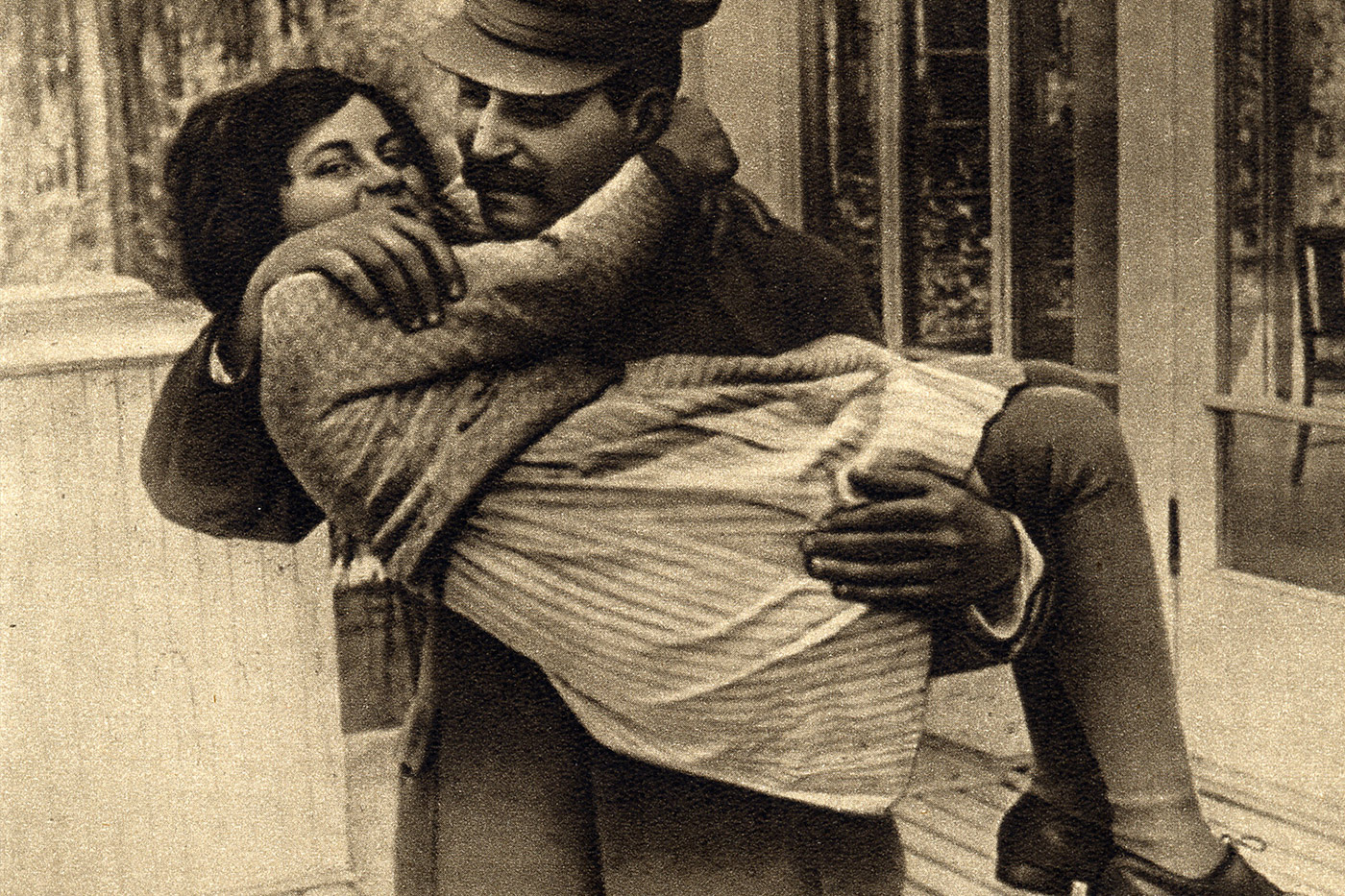 Stalin-y-Svetlana